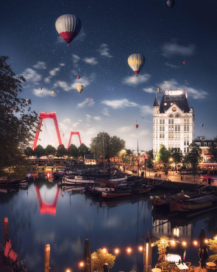 Rotterdam Balloons City 3