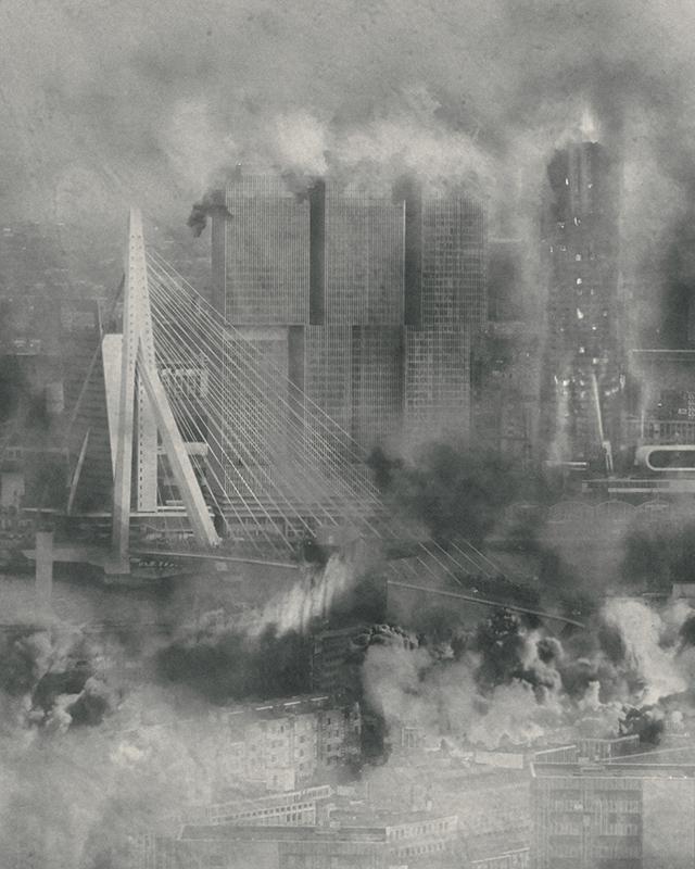 Rotterdam - WW2 - Memorial Day - Zoom 1