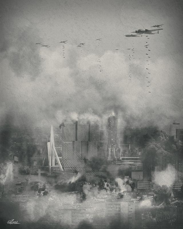 Rotterdam - WW2 - Memorial Day