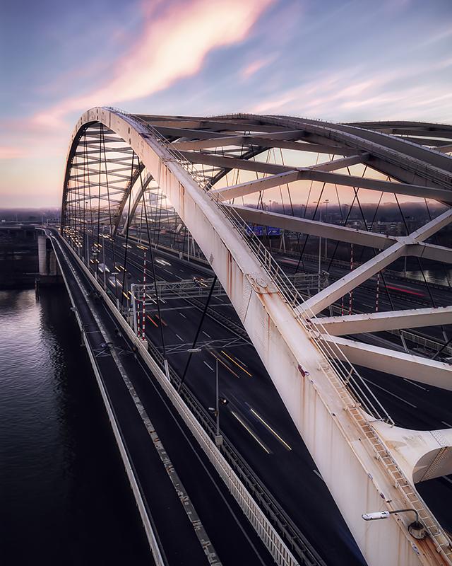 Van Brienoordbrug - Rotterdam