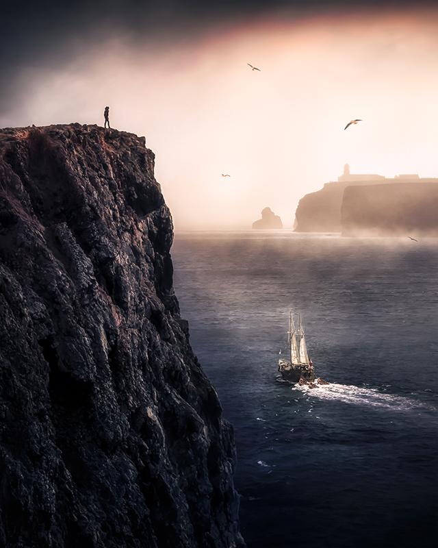 Algarve - Lighthouse - Portugal