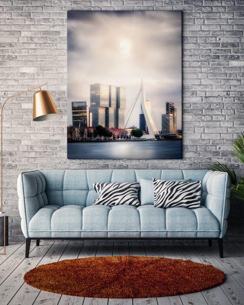Rotterdam - Boulevard Views - Dibond