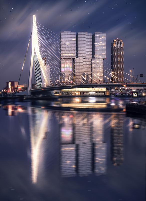 Rotterdam - Shiny City