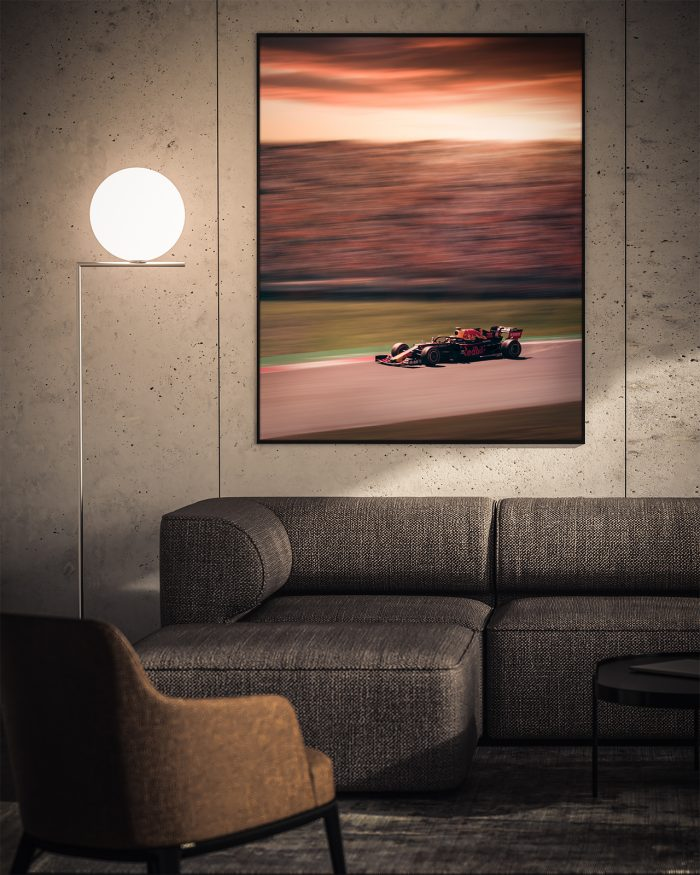 Maximum Result - Austria 2019 - Max Verstappen - Ingelijst