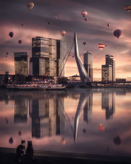 Balloon City 2 - Rotterdam