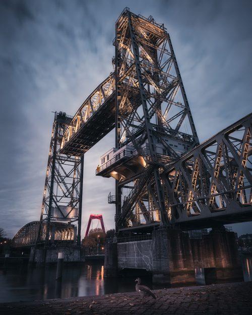 Rotterdam - Hef & Willemsbrug
