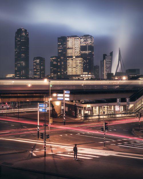 Rotterdam - Loneliness