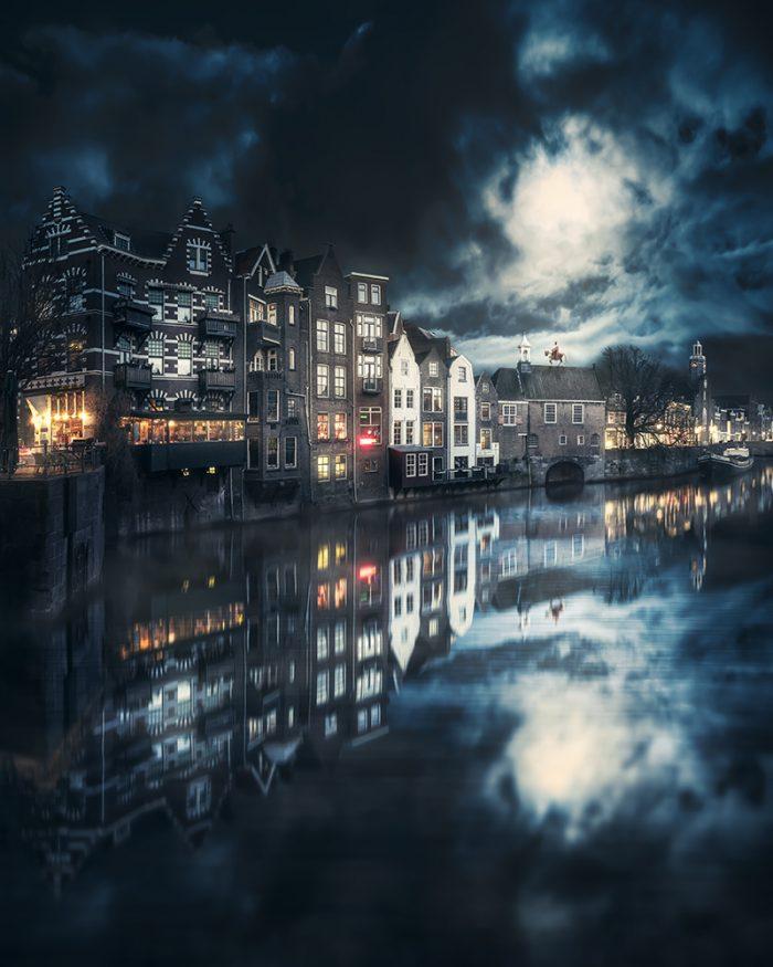 Rotterdam - Lovely Evening