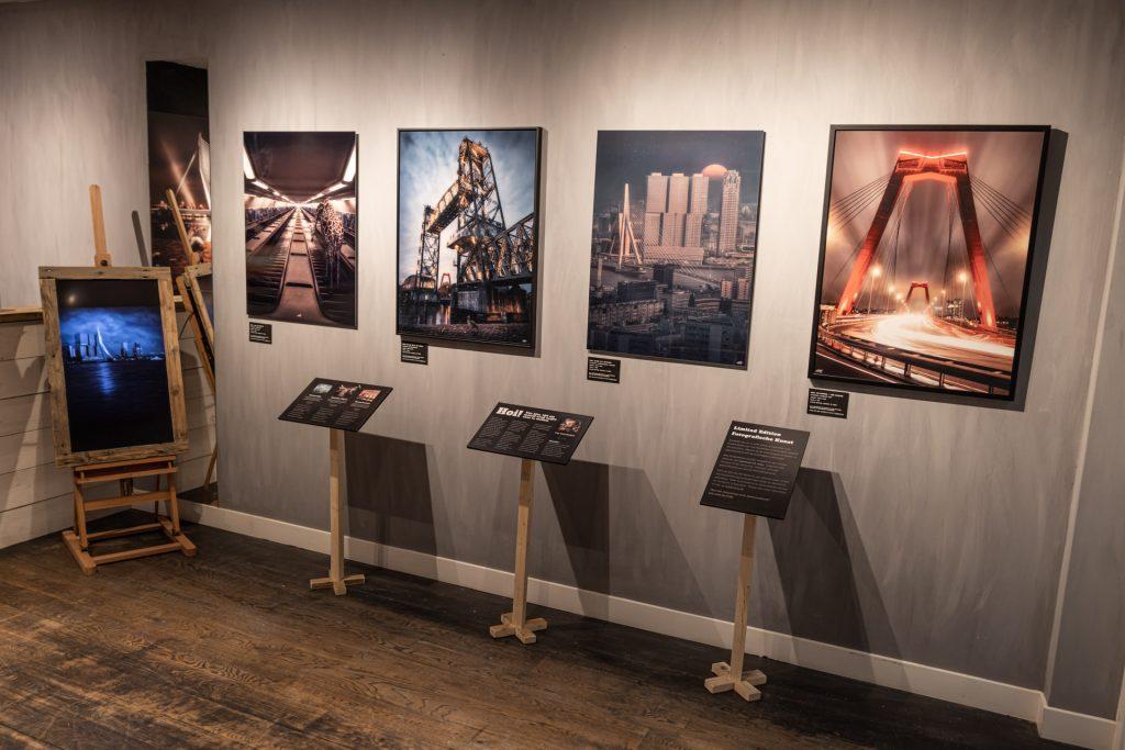 Giantific Pop-up Winkel in Alexandrium Rotterdam - Kunstwerken